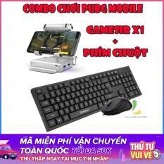 Combo Gamesir X1 + bàn phím & chuột Bosston d5200
