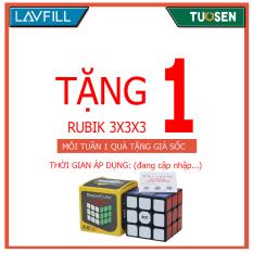 Quà tặng: Rubik 3×3 QiYi, Rubik 3 Tầng Khối Lập Phương Rubik