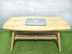 BCF – Bàn cafe gỗ cao su 100x50x45, bàn sofa, bàn trà, bàn coffee, bàn gỗ phòng khách, bàn cafe, cà phê