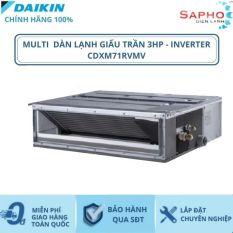 Máy Lạnh Multi Dàn Lạnh Giấu Trần CDXM71RVMV – 3hp – 24000btu Inverter R32 – Hàng chính hãng – Điện máy SAPHO