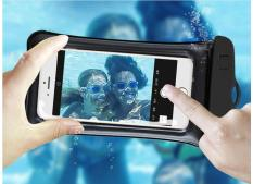 Bao, túi đựng điện thoại smartphone chống nước, cảm ứng, chụp ảnh dưới nước ( màu tùy chọn), đi biển