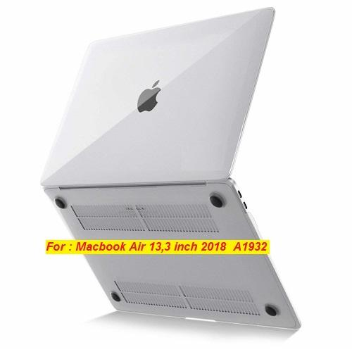 ỐP TRONG SUỐT MACBOOK AIR 13.3 INCH 2018 (A1932)