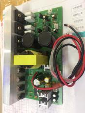 Bo công suất 800w 1 kênh nguồn đơn 12v