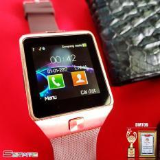 [Giá Rẻ] Bộ đồng hồ thông minh Smart Watch Uwatch DZ09 (Vàng) TẶNG Viết cảm ứng