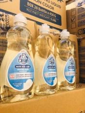 Nước rửa chén đậm đặc EZ hương muối biển 450g