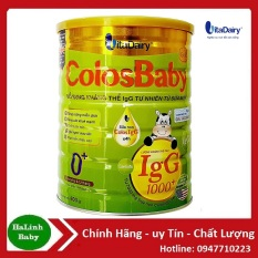 Sữa Non Colosbaby gold 0+ 800g (0-12 tháng)