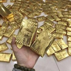 Bộ Bài Mạ Vàng 24K Cao Cấp Siêu Bền