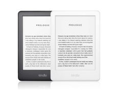 Máy đọc sách Kindle basic 10th (all-new-kindle) hàng new màn hình cảm ứng điện dung E Ink Carta HD 6 inch, độ phân giải 1430 × 1080 cực sắc nét