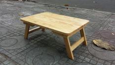 Bàn xếp gỗ chân thang 40x60x30cm