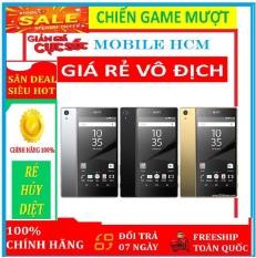 [ Rẻ Hủy Diệt ] SONY Z5 PREMIUM – SONY XPERIA Z5 PREMIUM ram 3G rom 32G mới, Màn hình 5.5inch, vân tay nhạy
