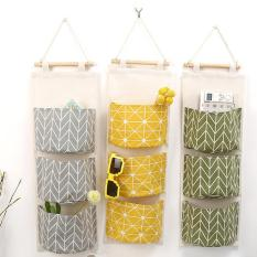 Túi vải đựng đồ treo tường nhiều màu H1084