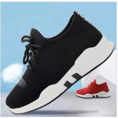 Giày Sneaker Thể Thao Nam Nữ GL – A03 (Màu Đen)