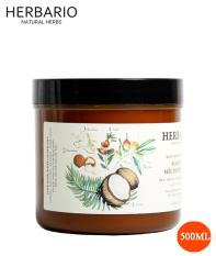 Kem ủ tóc Herbario dành cho người hư tổn nặng 500ml