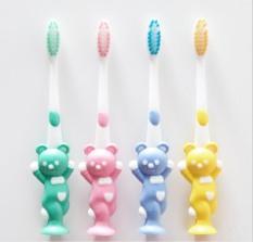 1 Chiếc bàn chải đánh răng cho bé yêu với họa tiết ngộ nghĩnh đáng yêu