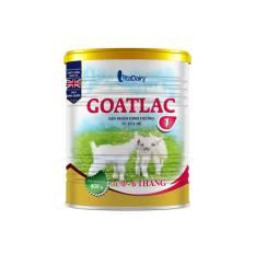Sữa Dê Goatlac 1 loại 800g [0-12 tháng] bổ sung đầy đủ vi chất giúp bé Phát triển Toàn Diện