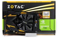 VGA Zotac GT730 2G DDR5 – chơi được pubg – bh 2019-2020