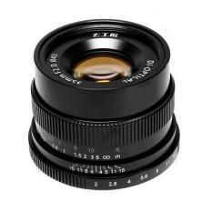 Ống kính 7artisans 35mm F2 (MF) for Fuji
