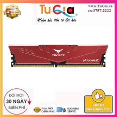 Ram TEAMGROUP Vulcan Z 8GB DDR4-2666MHz chuyên game OC- tản nhiệt nhôm – Hàng chính hãng