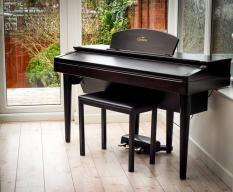 Đàn Yamaha CVP 94 – Nhạc Cụ Âm Nhạc