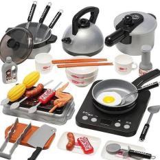 Bộ Đồ Chơi Nấu Ăn 36 Món Kitchen