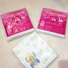 Combo 03 bịch giấy lót phân su siêu thấm hút, siêu mềm cho bé