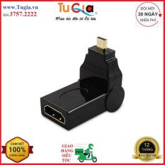 Đầu Đổi HDMI (L) To Micro HDMI (K) Unitek (Y-A 010) – HÀNG CHÍNH HÃNG