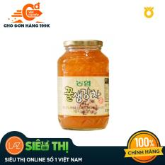 [Siêu thị Lazada] – Trà gừng mật ong Hàn Quốc Honey Ginger Tea 1kg