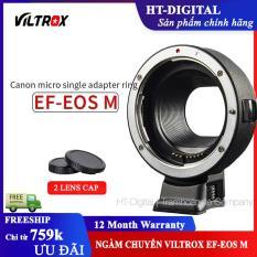 Ngàm chuyển Canon Mount EF-EOS M ( Chuyển đổi ống kính Canon M10 M50 M3 M100 M6 M5 M20 )