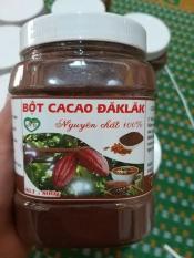 Sỉ 3kg Bột Cacao nguyên chất từ Đắk Lắk