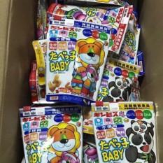 Bánh gấu DHA Ginbis Nhật Bản