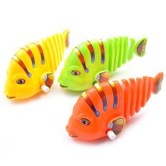 Đồ chơi Cá vặn cót ngộ nghĩnh cho bé nhiều màu lựa chọn – 𝐃𝐂𝟏𝟖