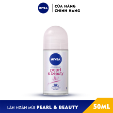 Lăn Ngăn Mùi NIVEA Pearl & Beauty Ngọc Trai Quyến Rũ (50ml) – 83735