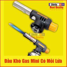 Khò Gas – Đầu Khò Ga Mini Cầm Tay – Đèn Khò Ga – Khò Ga