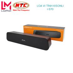 Loa vi tính Kisonli i-570 vân gỗ cực đẹp (Màu đen) – Hãng phân phối chính thức – Nhat Tin Certified Store
