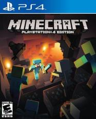 [US-NEW] Đĩa game Minecraft: PlayStation 4 Edition – PlayStation 4