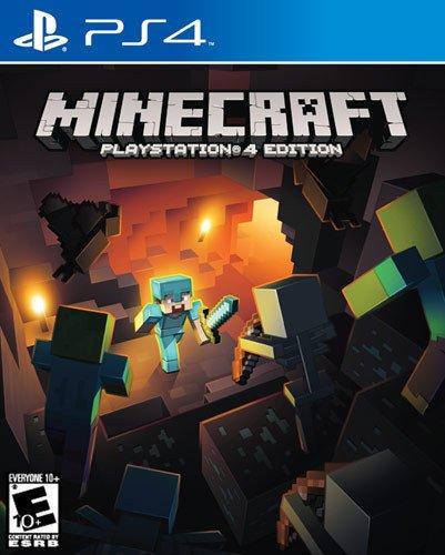 [US-NEW] Đĩa game Minecraft: PlayStation 4 Edition - PlayStation 4