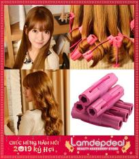 [LÌ XÌ 10K+MÃ GG] Combo 6 lô uốn tóc NIGHT SET CURLER – Tạo kiểu tóc xoăn siêu nhanh siêu tự nhiên cho bạn gái