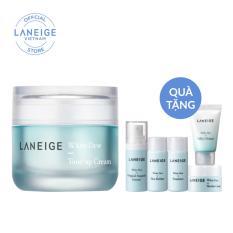 Kem dưỡng trắng và nâng tông da Laneige White Dew Tone-Up Cream 50ml