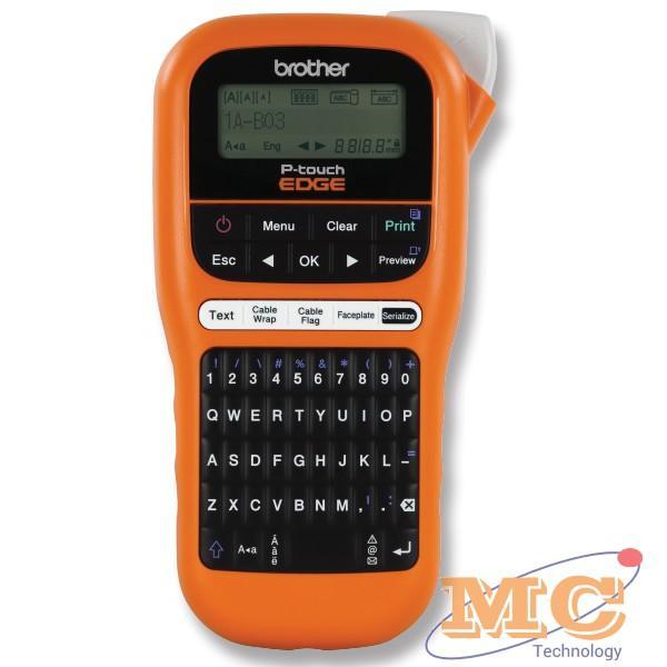 Máy in nhãn cầm tay Brother P-Touch PT-E110 - hàng chính hãng
