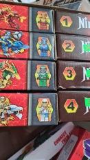 lego ninia compo 4 hộp