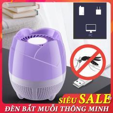 Đèn bắt muỗi thông minh an toàn, đèn bắt muỗi máy bắt muỗi thế hệ mới thân thiện với gia đình bạn