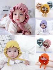 Mũ/nón len giữ ấm cho bé, mũ lên dáng cô gái hà lan đáng yêu cho các bé gái