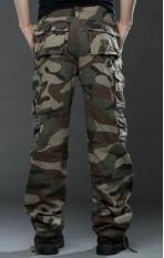 quần kaki rằn ri túi hộp nam cao cấp lính thời nay