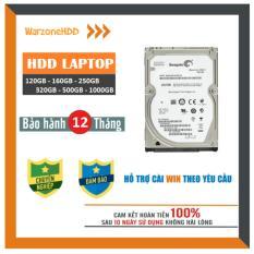 Ổ cứng Laptop 120gb/160gb/250gb/320gb/500gb SATA – Bảo hành 12 tháng
