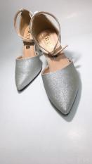 giày nữ,thời trang khối gót bán cao phong cách mới đa năng trong phối đồ