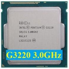 CPU G3220 Socket 1150 chạy main H81 và B85