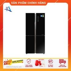 [HCM][ELHAL5 giảm 7% tối đa 1TR] Tủ lạnh Aqua Inverter 456 lít AQR-IG525AM GB (Miễn phí giao tại HCM-ngoài tỉnh liên hệ shop)