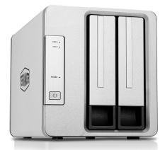 Bộ lưu trữ cá nhân USB Type-C TerraMaster D2-310 2 khay ổ cứng