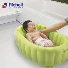 [Lấy mã giảm thêm 30%]Chậu tắm phao Richell – Sukem Shop