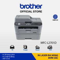 Máy in laser đa năng (có Fax) Brother MFC-L2701D